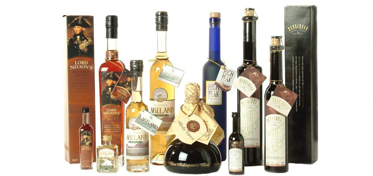 Hebridean Spirits & Liqueurs